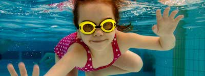 Water Safety Girl Swimming