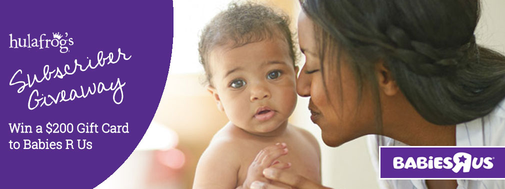 Win a $200 Gift Card to Babies R Us!
