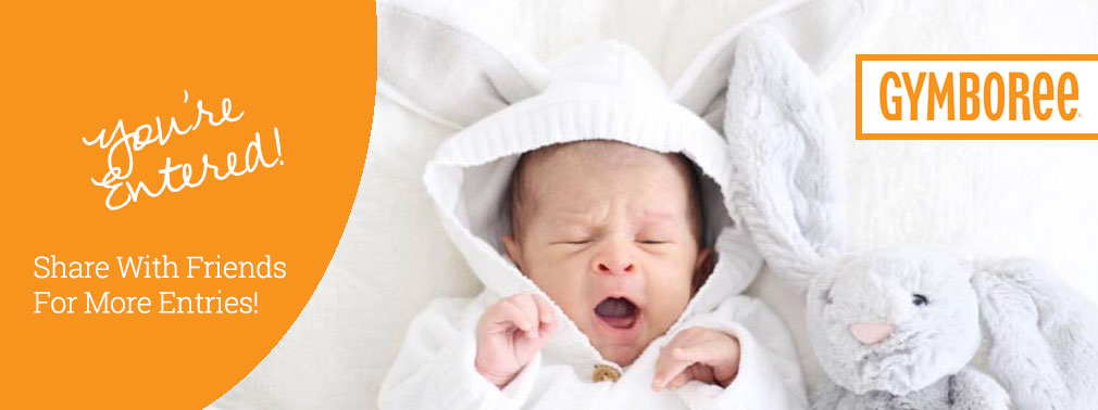 Win a $200 Gift Card to Gymboree