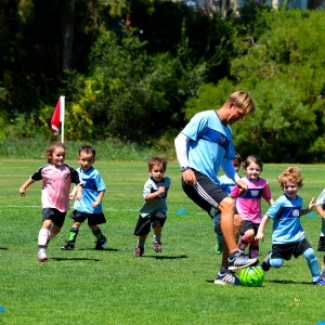 Soccer for Tots-For the Love of the Game