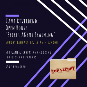 Camp Riverbend Open House