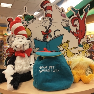 Happy Birthday, Dr. Seuss! Storytime