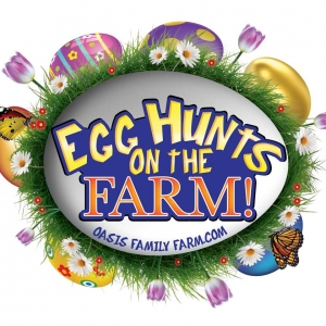 Easter Egg Hunt on the Farm!