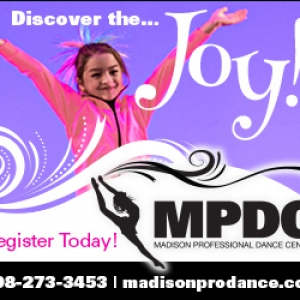 The Madison Professional Dance Center: Fairy Tale Dreams Dance Camp