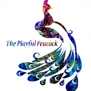 The Playful Peacock