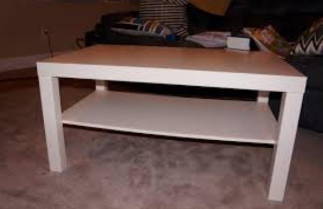 Cincinnati eastside oh hulamarket ikea lack white for Ikea green side table