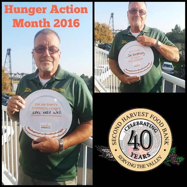 Fighting hunger for those in need
