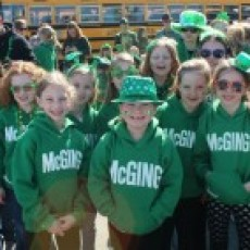 McGing Irish Dancers