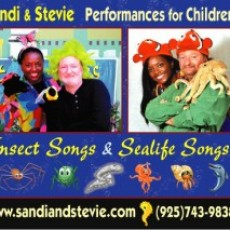 Sandi and Stevie Environmentally Friendly Childrens Entertainers