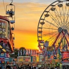 Things to do in Martin County-Port St Lucie, FL for Kids: South Florida Fair, JANUARY 18 - Feb 3, 2019, South Florida Fairgrounds