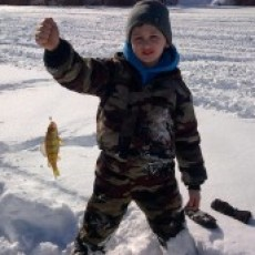 FREE Youth Ice Fishing Clinic