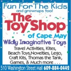 The Toy Shop of Cape May