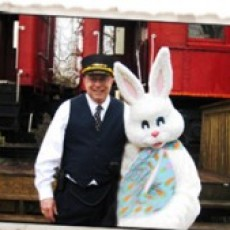 Easter Bunny Express - 2018