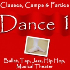 Dance 1 Redondo Beach: Dance and Move Camp