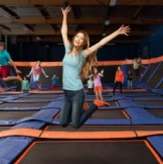 Sky Zone Kingston