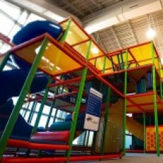 The Play Area at Cornerstone Lutheran Church Fishers