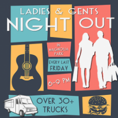 Burbank, CA Events for Kids: Ladies & Gents Night Out