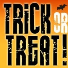 Residential Trick or Treating