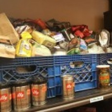 To provide food to people in need in N. Phx.