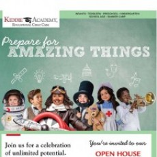 Open House 2018 - $500 Tuition Credit