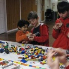 Jedi Engineering with LEGO Materials