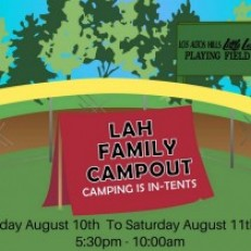 Things to do in San Jose West, CA: LAH Family Campout