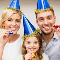 Children's New Year's Eve Celebration