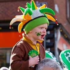 Things to do in Red Bank, NJ for Kids: 6th Annual Rumson St. Patrick's Day Parade, The Town of Rumson