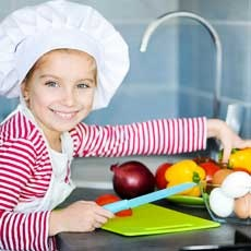 Kids Cooking Camp