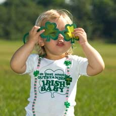 Wilmington, NC Events for Kids: St. Patrick's Day Parade and Festival