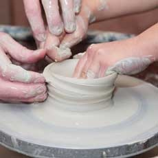 Things to do in South Tampa, FL for Kids: Friends & Family Fridays, The Potter's House Studio - Your Pottery Painting Place