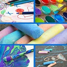 Things to do in Merrimack Valley, MA for Kids: Libraries Are For Everyone: Chalk Event, Reading Public Library