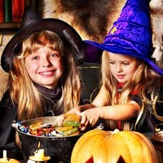 Things to do in Ridgewood-Paramus, NJ for Kids: Halloween Costume Party and Parade, Paramus Library- Main
