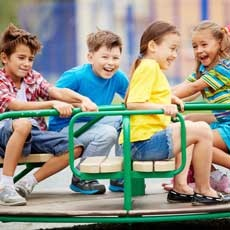 Palm Coast-St. Augustine, FL Events for Kids: Playground Pals