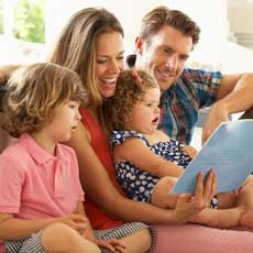 Things to do in Canton-Plymouth, MI for Kids: Family Storytime, Plymouth District Library