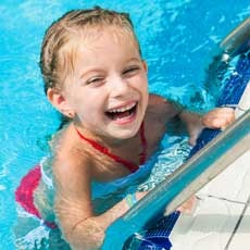 Things to do in Clarkston-Waterford Township, MI for Kids: Family Swim, Goldfish Swim School - Clarkston
