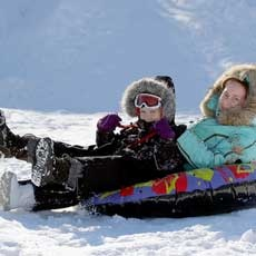 Things to do in Scranton, PA for Kids: Snow Tubing Fundraiser, Montage Mountain