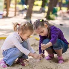 Things to do in Round Rock-Georgetown, TX for Kids: Loose Parts Nature Play, Garey Park