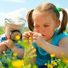 Wilmington, NC Events for Kids: Little Explorers Nature Program