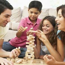 Things to do in El Paso East, TX for Kids: Family Game Night, El Paso Public Library- José Cisneros Cielo Vista Branch