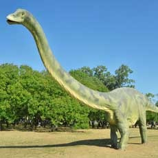 Things to do in Madison, WI: Dinosaur Time Trek