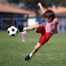 Things to do in Olathe, KS for Kids: Soccer Shots Fun Day {Ages 2-8}, Kaw Prairie Community Church