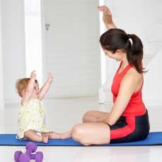 Things to do in Rock Hill, SC for Kids: Mommy and Me Yoga - Lake Wylie, Lake Wylie Public Library