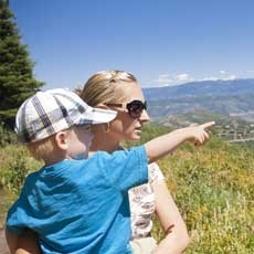 Things to do in Lakewood, CO for Kids: Strolling Stories Along Deer Creek, Denver Botanic Gardens
