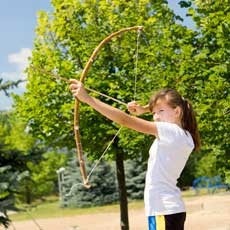 Charleston, SC Events: Kids Archery