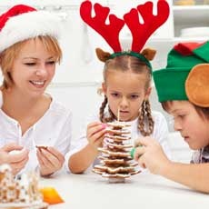 Things to do in Richmond South, VA for Kids: Kids Christmas Party, All Fired Up - Midlothian