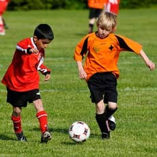 TOPSoccer Folsom Play Day