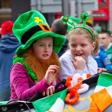 Red Bank, NJ Events for Kids: 17th Annual Highlands St. Patrick's Day Parade!