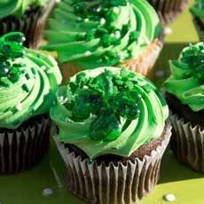 Shrewsbury-Marlborough, MA Events for Kids: VIRTUAL: St. Patty's Day Baking & Decorating Workshop