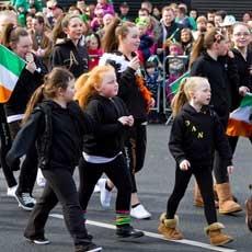 Irish Parade